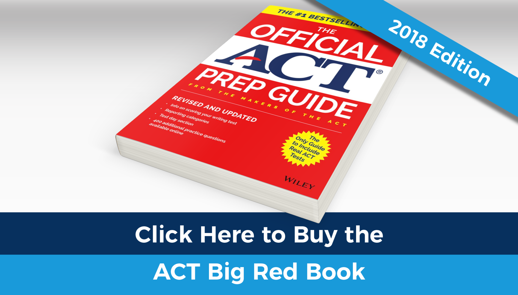 2018 ACT Big Red Book