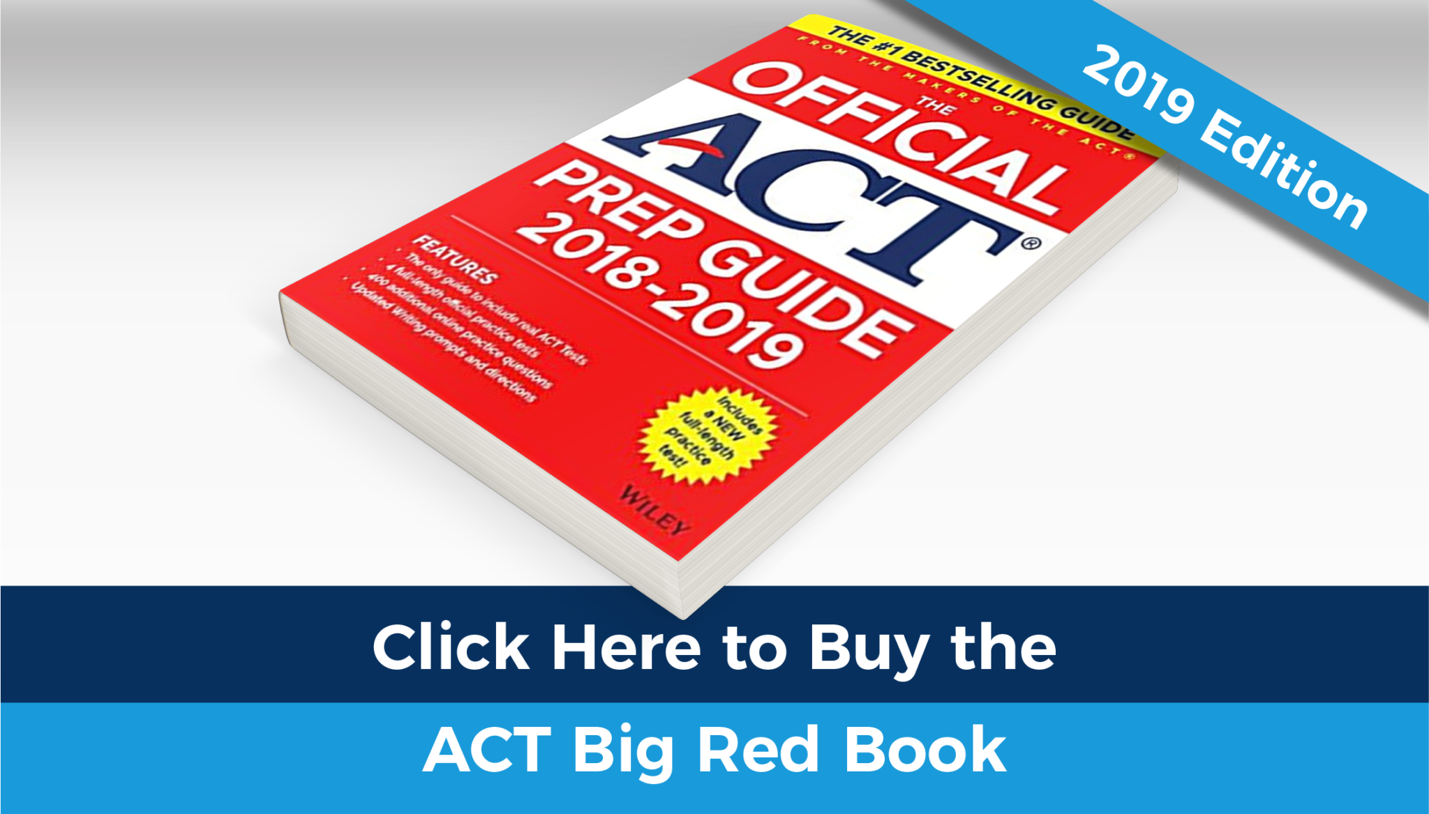 ACT Big Red Book