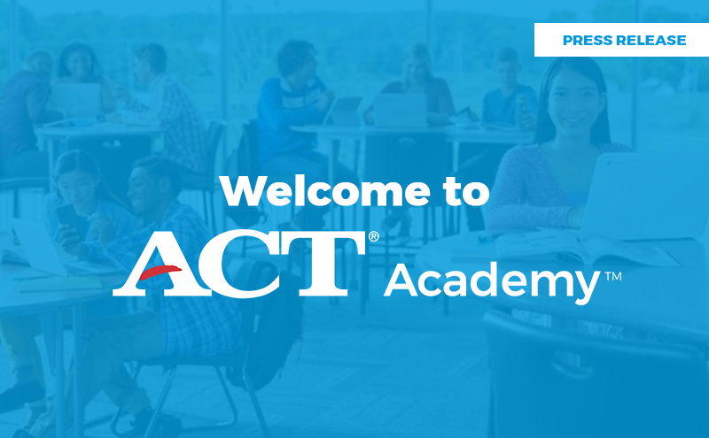 Welcome to ACT Academy